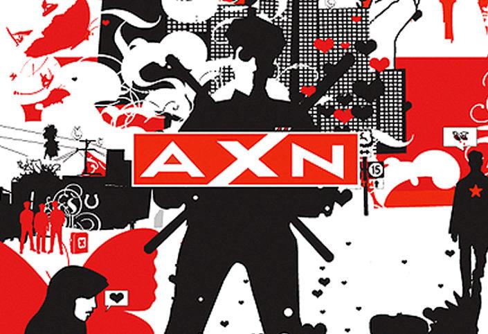 AXN Latin America